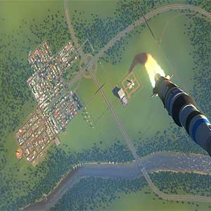 Cities Skylines Wegen