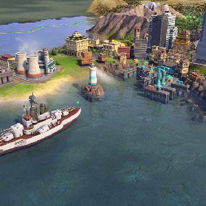 Beschaving Steden ontstapelen
