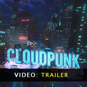Koop Cloudpunk CD Key Goedkoop Vergelijk de Prijzen