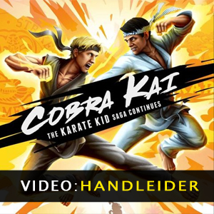 Cobra Kai The Karate Kid Saga Continues Aanhangwagenvideo