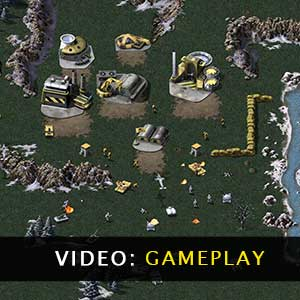 Command & Conquer Remastered Collection Gameplay Video