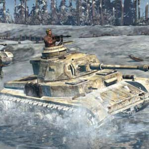 Company of Heroes 2 - Tanks