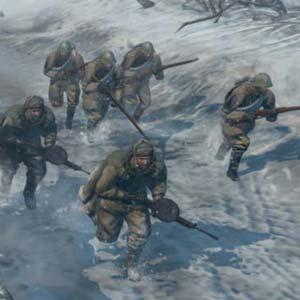 Company of Heroes 2 - Soldaten