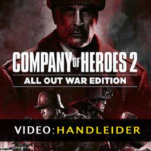 Company of Heroes 2 All Out War Edition Aanhangwagenvideo
