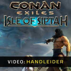 Conan Exiles Isle Of Siptah Video-opname