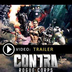 Koop Contra Rogue Corps CD Key Goedkoop Vergelijk de Prijzen