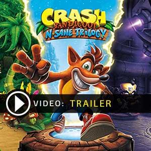 Koop Crash Bandicoot N. Sane Trilogy CD Key Goedkoop Vergelijk de Prijzen