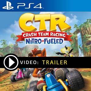 Koop Crash Team Racing Nitro-Fueled PS4 Goedkoop Vergelijk de Prijzen