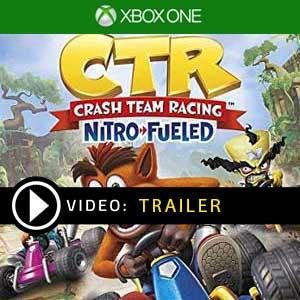 Koop Crash Team Racing Nitro-Fueled Xbox One Goedkoop Vergelijk de Prijzen
