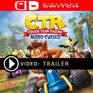 Koop Crash Team Racing Nitro-Fueled Nintendo Switch Goedkope Prijsvergelijke