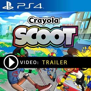 Koop Crayola Scoot PS4 Goedkoop Vergelijk de Prijzen