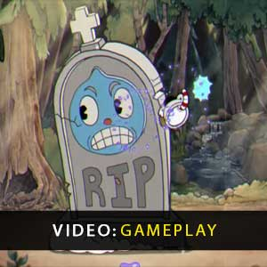 Cuphead Gameplay Video