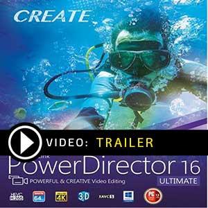 Koop CyberLink PowerDirector 16 Ultimate CD Key Goedkoop Vergelijk de Prijzen