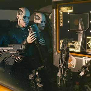 Cyberpunk 2077 Wapens