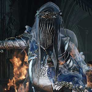 Dark Souls 3 Dancer of the Boreal Valley