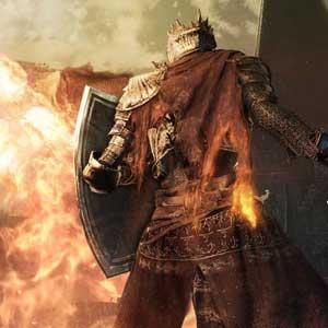 Dark Souls 3 PS4 Dragon