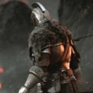 Dark Souls 3 PS4 Character