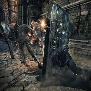 Dark Souls 3 Xbox One Giant enemy