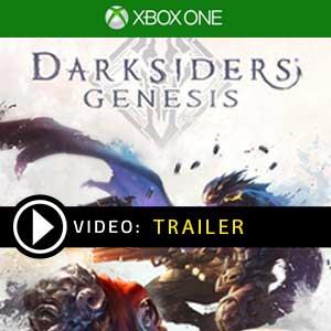 Koop Darksiders Genesis Xbox One Goedkoop Vergelijk de Prijzen