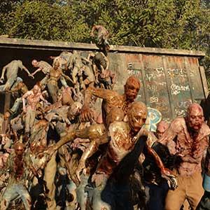Days Gone Zombies