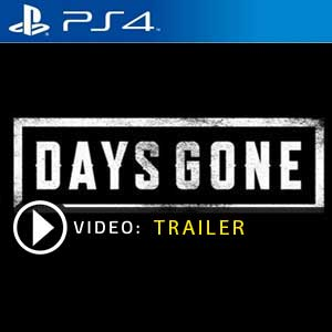 Koop Days Gone PS4 Code Compare Prices