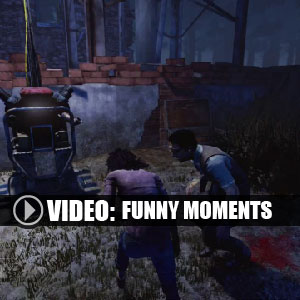 Dead by Daylight Funny Moments