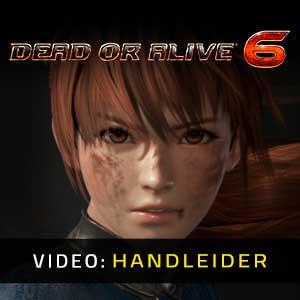 Dead or Alive 6 Video Trailer