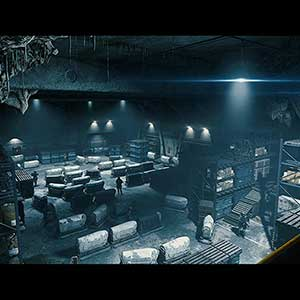 Death Stranding Director's Cut PS5 Ondergrondse Faciliteit