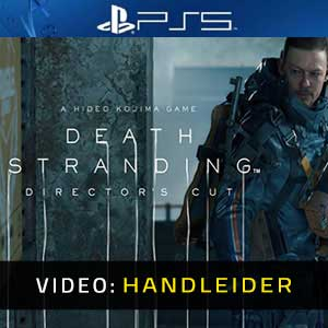 Death Stranding Director's Cut PS5 Video-opname