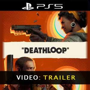 Deathloop Video Trailer