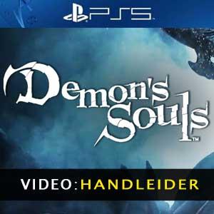 Demon's Souls PS5 Video-opname