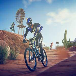 Descenders Apex-fiets