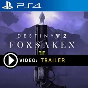 Koop Destiny 2 Forsaken PS4 Goedkoop Vergelijk de Prijzen