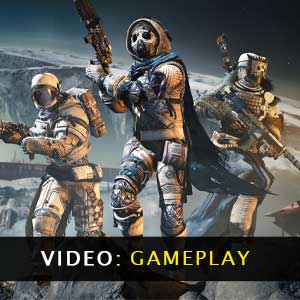 Destiny 2 Shadowkeep Video Gameplay