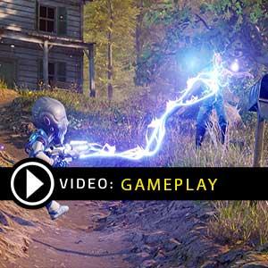 Destroy All Humans videotrailer