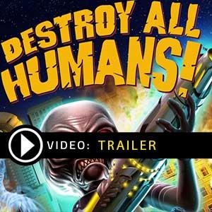 Koop Destroy All Humans CD Key Goedkoop Vergelijk de Prijzen