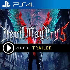 Koop DEVIL MAY CRY 5 PS4 Goedkoop Vergelijk de Prijzen