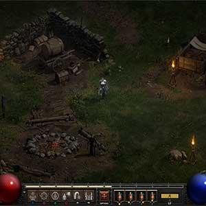 Diablo 2 Resurrected Kamp