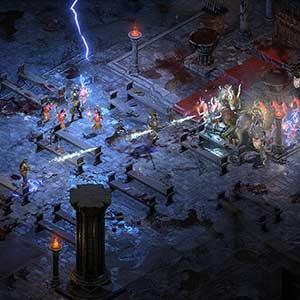 Diablo 2 Resurrected Strijd