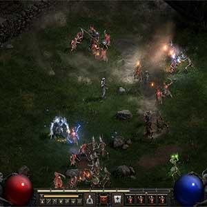 Diablo 2 Resurrected Personages