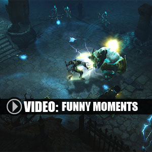 Diablo 3 Reaper of Souls Funny Moments