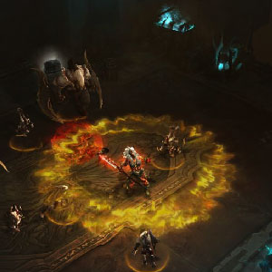 Diablo 3 Reaper of Souls Battle