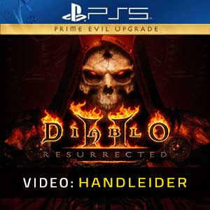 Diablo Prime Evil Upgrade PS5 Video-opname