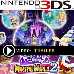 Koop Disney Magical World 2 3DS Download Code Prijsvergelijker