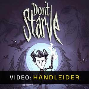 Dont Starve Video-opname