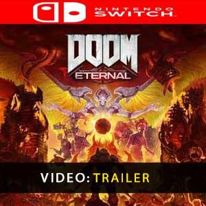 Koop Doom Eternal Nintendo Switch Goedkope Prijsvergelijke