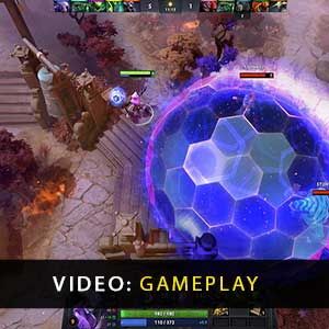 Dota 2-gameplay video