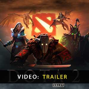 Dota 2 trailer video