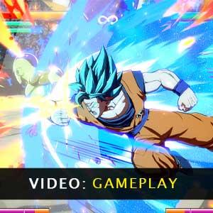 Dragon Ball FighterZ gameplayvideo