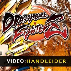 Dragon Ball FighterZ aanhangwagenvideo